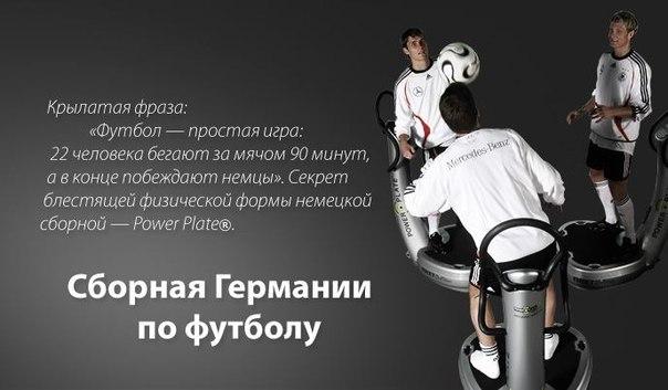 Power Plate во всех крупнейших фитнес-сетях Европы? Да, говорит нам британский спортивный журнал Gym Owner Monthly